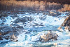 Deep Freeze (Xavier Ascanio) Tags: greatfalls maryland potomacriver waterfalls winter clouds cold freeze frozen ice rocks sky sunlight trees turbulence virginia