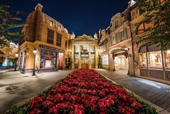 Christmas in France...in Epcot (Tom.Bricker) Tags: ifttt instagram