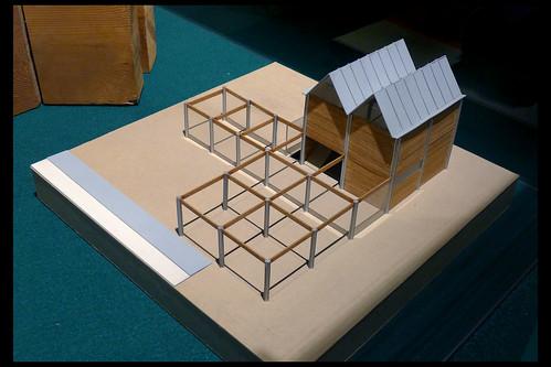 idc 78+ prefab construction system maquette 01 ca 1978