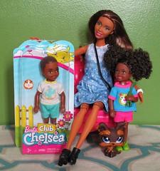 Welcome 🏠 (flores272) Tags: aaboychelsea barbie barbiedoll chelseadoll aachelsea littlestpetshop lps nikkidoll barbieclubchelsea