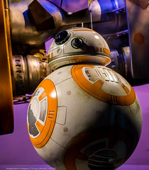 At Last, The Last Jedi! (DugJax) Tags: waltdisneyworld disneyshollywoodstudios launchbay theforceawakens thelastjedi bb8 droid starwars sonyalpha sonya6000