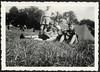 Archiv O420 Pfadfinder am Bodensee, Sippe Wolf, 1956 (Hans-Michael Tappen) Tags: archivhansmichaeltappen scouts pfadfinder pfadfinderlager 1956 zelt zelte zeltlager scout fähnlein boyscouts landschaft scenery fotorahmen outdoor kleidung freizeit lederhose lederhosen sport spiel 1950s 1950er