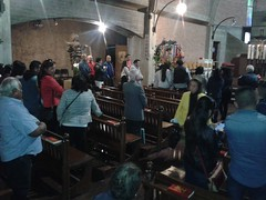 "17.09.16 S.Messa con i devoti peruviani del Nostro Senior della Exaltacion de Ayolo (1) • <a style=""font-size:0.8em;"" href=""http://www.flickr.com/photos/82334474@N06/27338400219/"" target=""_blank"">View on Flickr</a>"