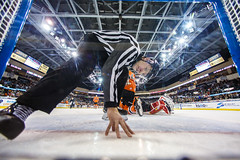 """Kansas City Mavericks vs. Colorado Eagles, December 16, 2017, Silverstein Eye Centers Arena, Independence, Missouri.  Photo: © John Howe / Howe Creative Photography, all rights reserved 2017. • <a style=""""font-size:0.8em;"""" href=""""http://www.flickr.com/photos/134016632@N02/27360163319/"""" target=""""_blank"""">View on Flickr</a>"""