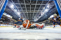 """Kansas City Mavericks vs. Colorado Eagles, December 16, 2017, Silverstein Eye Centers Arena, Independence, Missouri.  Photo: © John Howe / Howe Creative Photography, all rights reserved 2017. • <a style=""""font-size:0.8em;"""" href=""""http://www.flickr.com/photos/134016632@N02/27360163979/"""" target=""""_blank"""">View on Flickr</a>"""