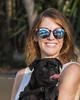 Christmas snaps 2017 - Burleigh #1 (BAN - photography) Tags: prettygirl pug sunglasses snapshot smile d850