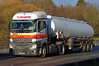 MB Actros - TURNERS Newmarket (scotrailm 63A) Tags: lorries trucks tankers