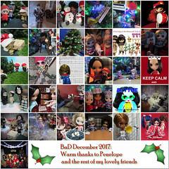 BaD December 2017: Thank you! (jefalump) Tags: mosaic thankyou