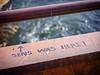 """SENS WAS HERE!"" (dwblakey) Tags: california pleasantvalley newyearsday easternsierra bishop outdoors graffiti owensriver owensvalley unitedstates us"