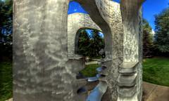 Panorama 3488_hdr_pregamma_1_mantiuk06_contrast_mapping_0.1_saturation_factor_0.8_detail_factor_1 (bruhinb) Tags: panorama hdr usa hamiltontownship nj sculptorsway groundsforsculpture archiisetii elizabethstrongcuevas