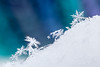 Climb Every Mountain (LadyBMerritt) Tags: snowflakes macro white blue green icecrystals dendrites snow winter cold