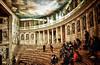 Teatro Olimpico (Palladio) Vicenza (stefano55ricci) Tags: nikond800 2470 travel museo vicenzapalladio