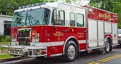 DSC_0603 3 (Zack Bowden) Tags: newhartford southend nepaug nepaugbakersville firetruck rescuetruck spartan parade farmington ct fire truck unionville