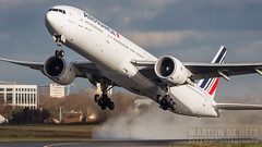 F-GSQN (tynophotography) Tags: air france 777300er fgsqn 777 77w ory spray lfpo boeing
