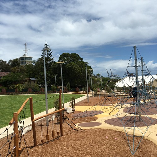 The new Tuckfield Oval Parkland