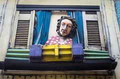 Bon matin ! (josboyer) Tags: la boca buenos aires argentine fenêtre window