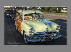 California Woody (windshadow2) Tags: car woody ford 1953 newport ri beach surfing