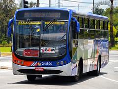 Empresa de Transportes e Turismo Carapicuiba 24.500 (busManíaCo) Tags: metropolitano busscar urbanusspluss empresa de transportes e turismo carapicuiba caio apache vip ii mercedesbenz of1722m