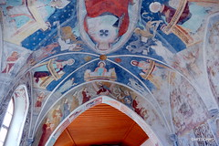 Kirche San Güerg, Lavin (HITSCHKO) Tags: schweiz suisse svizzera switzerland bündnerland graubünden engadin unterengadin scuol surtasna kirche sangüerg