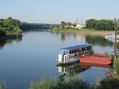 Excursion Boat Gruszka