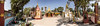 Amarapura Panorama 02 (::darren::) Tags: myanmar south east asia temple stupa outdoor landscape skyline sun panorama clouds ancient world heritage sky u bein bridge mandalay amarapura taungthaman lake architecture