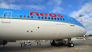 EI-NEO Neos Boeing 787-9 Dreamliner
