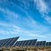 Solar Panels Green