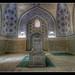 Shahrisabz UZ - Kok-Gumbaz mosque Mausoleum 02