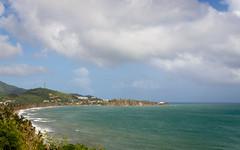 Punta Tuna (ep_jhu) Tags: agua lighthouse puntatuna ocean waves 7d cloudy water puertorico caribbean pr canon faro tropical sea