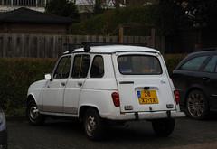 1992 Renault 4 GTL 1.1 Clan (rvandermaar) Tags: 1992 renault 4 gtl 11 clan renault4 r4 quatre sidecode6 28xttx