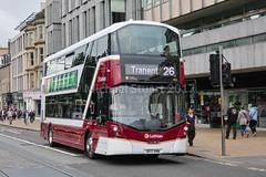 Lothian 485 | SF17 VNW (East Scotland Bus Photos) Tags: lothian buses 485 sf17vnw edinburgh bus volvo b5tl wright eclipse gemini 3