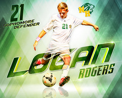 Logan_Graphic_NorthHunterdon_17 (Sideline Creative) Tags: graphicdesign capturingthemoment soccer footballedits footballdesign digitalart sportsedit sportsgraphics sportsedits socceredit socceredits poster sportsposters photoshop montage collage 1dx canon