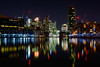 Happy New Year! (Yannis_K) Tags: canarywharf london longexposure night nightlights reflections yannisk nikond7100 nikon24mmf18g skyscraper