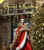 Queen's Christmas (RockWan FR) Tags: queen nuface smokemirrors lilith fashionroyalty integritytoys fashiondoll gown christmas lilithblair