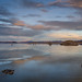 Winter Mono Lake Sunset Reflection