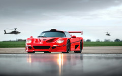 F50 GT. (Alex Penfold) Tags: ferrari f50 gt supercars supercar super car cars autos red 2017 england uk apache helicopter helicopters