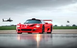 F50 GT.