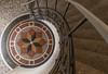 Mosaic (michael_hamburg69) Tags: hamburg germany deutschland treppe stairs stairway staircase schmiedeeisen handlauf hand rail alteoberpostdirektion stephansplatz mosaic mosaik treppenauge star stern octagonal