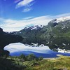 Point of view (danironci) Tags: photography photo pic white blue focus ngc fun hiking adventure green water mountain nature love fjord landscape norway