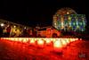 Lights at the Christmas fair 🔔 (richárdjánosi) Tags: christmas red color temple candle city fair light pécs dzsámi canon canon700d 1022 hun hungary