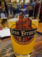 Penn Brewery - Penn Gold at The Yards - Market Square Pittsburgh PA (mbell1975) Tags: pittsburgh pennsylvania unitedstates us penn brewery gold the yards market square pa penna beer bier pivo øl cerveza birra cerveja piwo bira bière biere