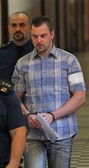 Petr Kramný 6 (Kluci v nesnázích) Tags: court jail handcuffs prison