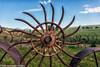 20150617_PALOUSE JUNE 17_20150617-DSC_3139PALOUSE, WASHINGTON-Edit (Bonnie Forman-Franco) Tags: palouse wagonwheelfarm wagonwheels washington lansdscapes easternwashingtonstate washingtonstate abandoned bonnieformanfranco bonnie photoladybon nonhdr outdoors landscapephotography landscape rust