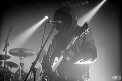 Mgła - live in Warszawa 2017 fot. Łukasz MNTS Miętka-22