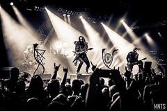Behemoth - live in Warszawa 2017 fot. Łukasz MNTS Miętka-1