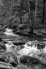 Somewhere in Sooke (johnscratchley) Tags: blackandwhite nature landscape hdr streams