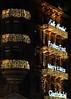 Christmas balconies (Beppe Rijs) Tags: xmas greeting christmas hamburg