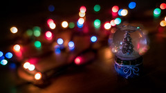 In anticipation of the New Year (Unicorn.mod) Tags: 2017 colors mobilephotography manual newyear light lights shadows samsunggalaxys8 manualshooting stack bokeh