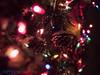 Merry Christmas 2017 (Brian D' Rozario) Tags: brian19869 briandrozario nikon d750 fx fullframe bokeh 50mmf18 christmas2017 lights pinecone decoration night jesus