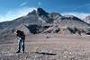 Mount St. Helens in 1983 (Roland de Gouvenain) Tags: sthelens mount scientist field zone blast